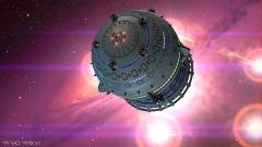 Ein Raumschiff der Lemurer (C) Mathias Rohlfs