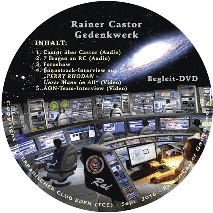 Rainer Castor Gedenkwerk