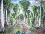 Ein Wald auf Arkon (C) Stefan Wepil