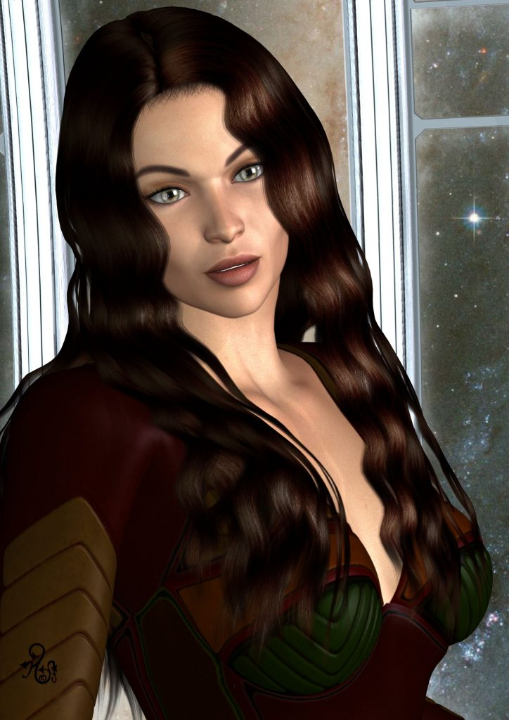 Die Lilim Constance Zaryah Beccash (C)  Gaby Hylla