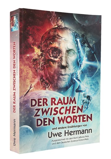 Cover »Der Raum zwischen den Worten« von Uwe Hermann