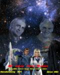 60 Jahre PERRY RHODAN Tribut Stardust, Thora, Scheer, Darlton – © Raimund Peter