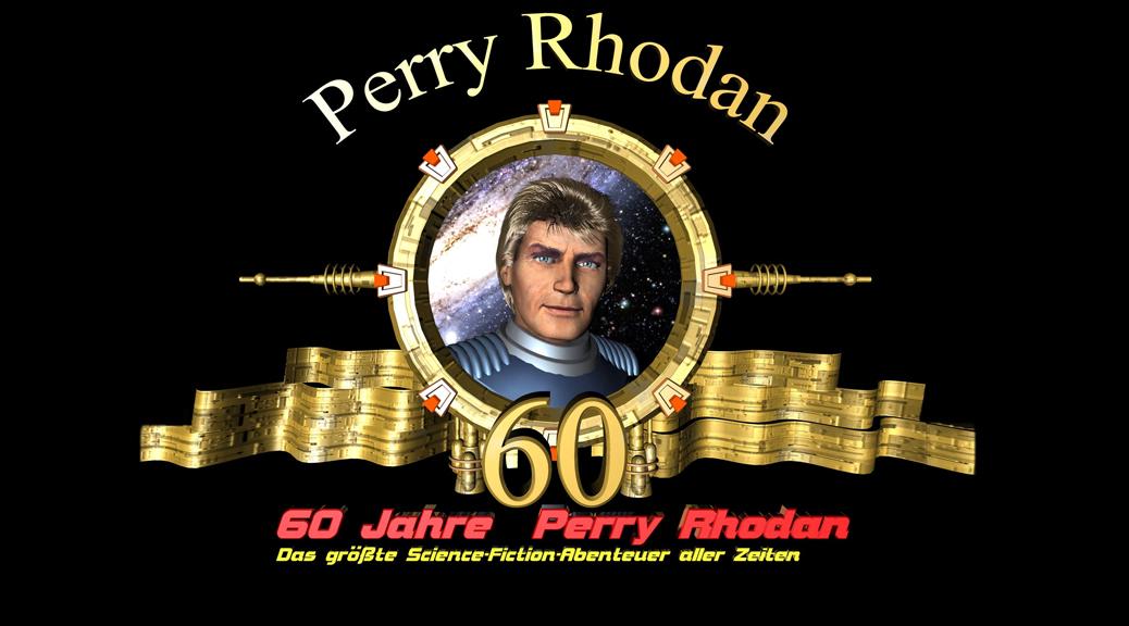 Logo 60 Jahre PERRY RHODAN Tribut – Beitragsbild